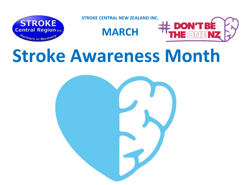 Stroke Awareness Month – March 2021